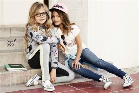 si e social h m h m bambini abbigliamento autunno inverno moda bambino