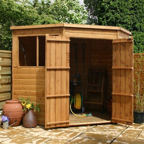 shed 7x7 waltons 7x7 corner shed