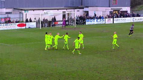 CTTV Highlights: Corby Town 1-2 Gainsborough Trinity ...