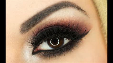 melt cosmetics stacks dark smokey eye makeup tutorial