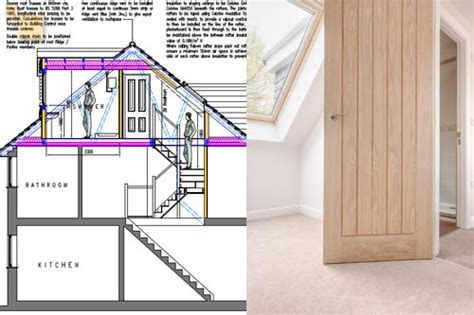 Loft Conversion Dormer With French Doors