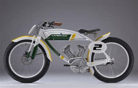 Caterham Gets Into Bikes With Full Suspension E-fat Bike