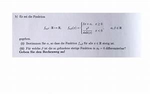 Auflagerreaktion Berechnen : ableitung stetigkeit der funktion beta mathelounge ~ Themetempest.com Abrechnung