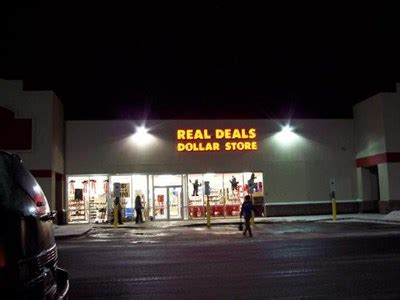 Real Deals Dollar Store  Baldwinsville, Ny  Dollar