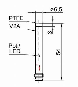 Proximity Switch Wiring Schematic
