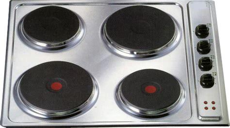kookplaat 48 cm vink witgoed elektrische kookplaten