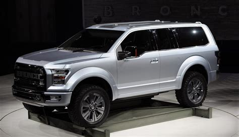 ford bronco review specs  price
