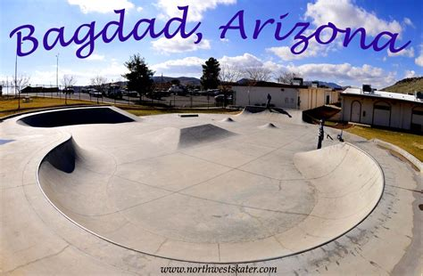 Bagdad, Arizona Skatepark