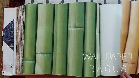 wallpaper dinding motif bambu decafe seri  youtube