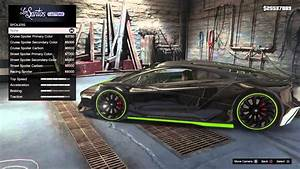 GTA 5: Zentorno Customization: The Sliver Lime - YouTube