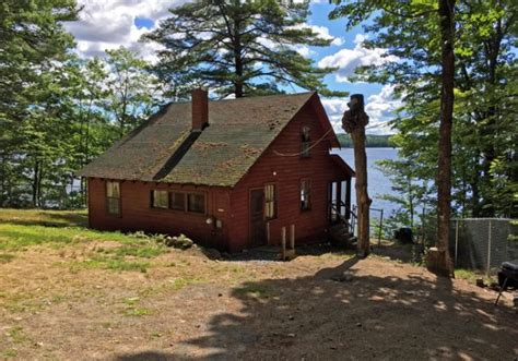 maine lake house vacation rentals images