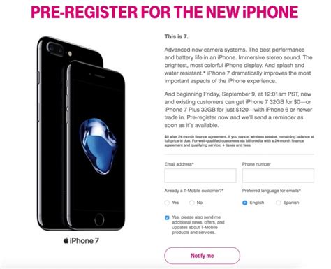 trade in iphone tmobile t mobile offers free iphone 7 with iphone 6 6s trade in