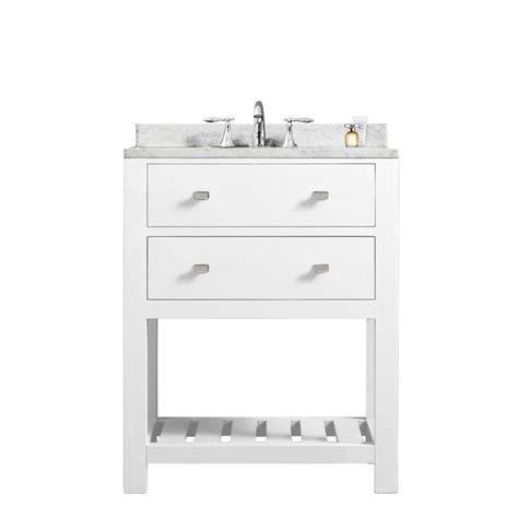 Water Creation Madalyn24 24 Inch Solid Wood Single Sink