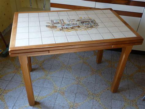 table de cuisine a rallonge table bois avec rallonge myqto com