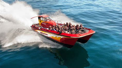 Jet Boat Bay Of Islands by Mack Attack Hole In The Rock Fast Boat Ex Paihia Epic