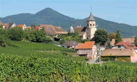 top 10 guide to the alsace wine route travel the guardian