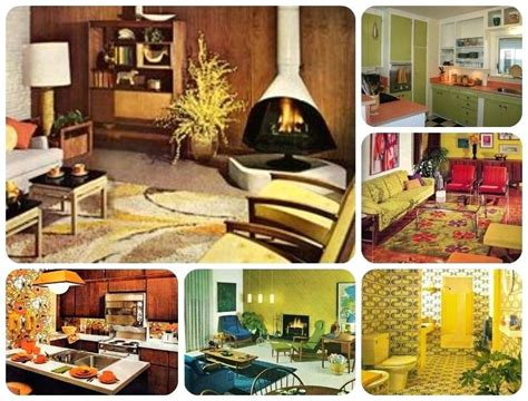 Home Decor 1960s : 1960s Home Decor Decorating Style Best Home Decor Home