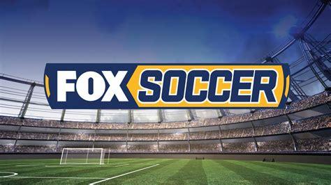 Fox Sports Soccer Schedule