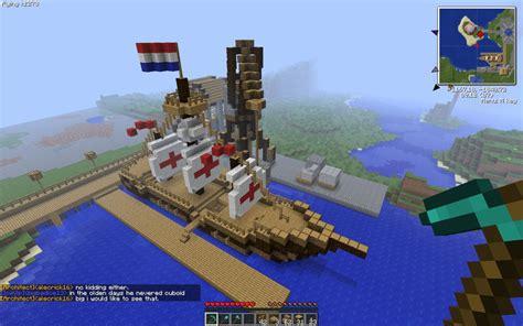 lighthouse docks minecraft project