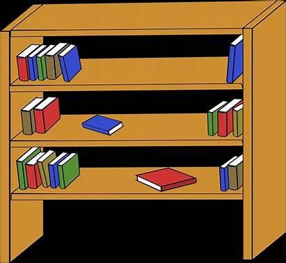 Bookshelf Clipart Shelf Clip Books Getdrawings Clipartmag