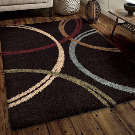 black rug walmart orian rugs woodford black area rug walmart ca
