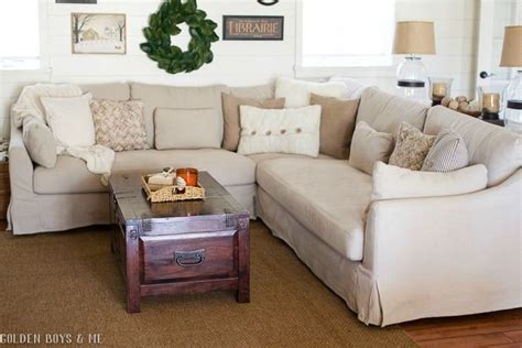 ikea living room furniture reviews a new sectional for our family room ikea farlov sectional