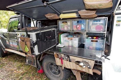 cer trailer kitchen ideas cer kitchen food use of plastic boxes for storage and