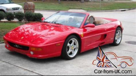 Here are the top pontiac fiero listings for sale asap. 1999 Ferrari 355 1988 FIERO GT