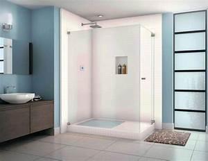 deco salle de bain tendance 2017 With carrelage adhesif salle de bain avec lampadaire de salon sur pied a led