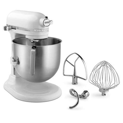 kitchenaid ksmwh  speed stand mixer   qt
