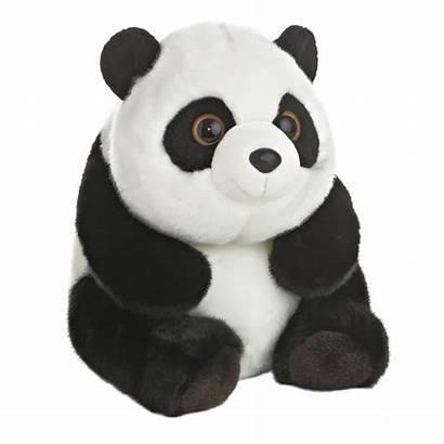 Panda Plush Sitting Zoo San Lin Diego