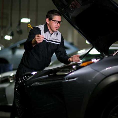 Bay Area Lexus Service, Maintenance And Repair