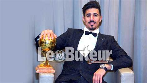 le buteur football algerien  international transfert