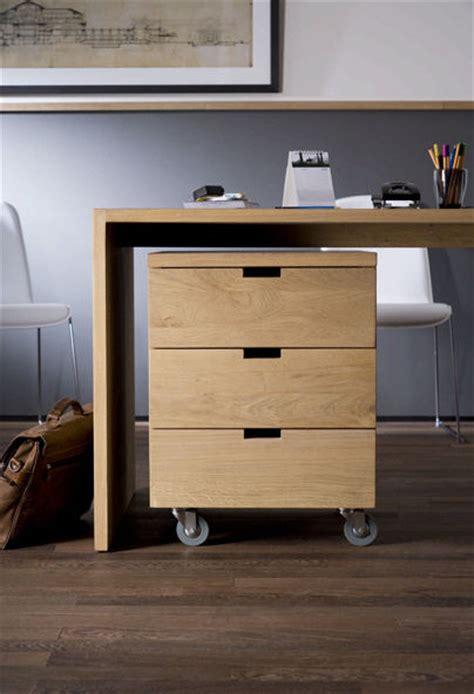 caisson de bureau en bois caisson de bureau en bois massif