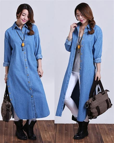 Best 25+ Denim duster ideas on Pinterest | Rose bowl flea market Images of rose day and The ...