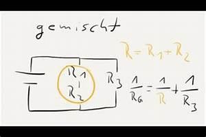 Gemischte Schaltung Berechnen : video gemischte schaltung berechnen so geht 39 s f r reihen und parallelschaltungen ~ Themetempest.com Abrechnung