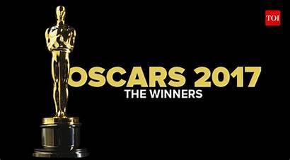 Academy Winners Awards Oscar 89th India Infographic