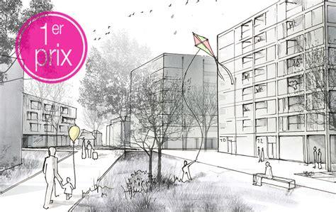 architectes 1er prix au concours vernier concorde l 232 ve bureau d architecture