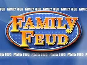 the 25 best family feud game questions ideas on pinterest With family feud template ppt