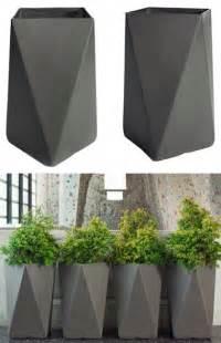 Outdoor Modern Planters Pots