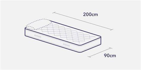 Single Mattress Size by Single Bed Mattress Size Adjaratourism Org