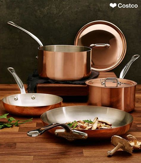 mauviel  manufactured  highest quality cookware praised   professional