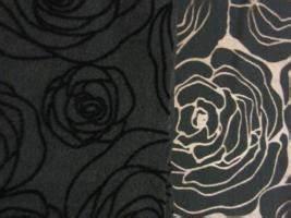 Stoff Mit Rosenmuster : stoffpaket schwarze rosen stoffe in wiesbaden von privat stoffe leder ~ Buech-reservation.com Haus und Dekorationen