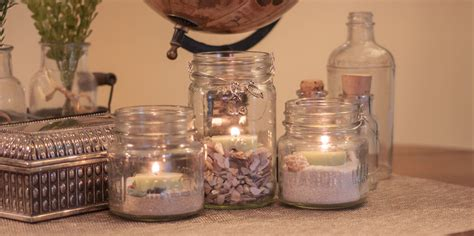 diy mason jar candles  holders guide patterns