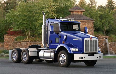 Kenworth Truck Collision Mitigation Technology For Class
