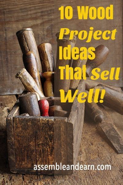 top   selling wood crafts    sell small