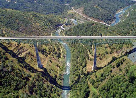 Foresthill Bridge, Auburn CA - FD Thomas