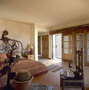 Southwestern, Bedroom, Photos, Design, Ideas, Remodel, And