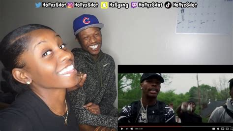 lil baby   dugg  paid official video reaction youtube