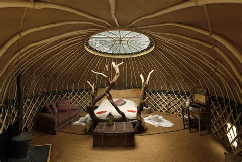 Avalon Yurts